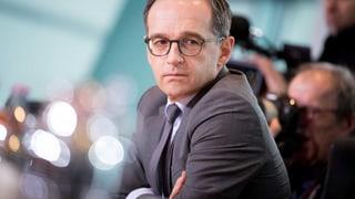 Maas sagt Social-Media den Kampf an
