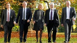 Keine «Luxus-Rente» mehr für Aargauer Regierungsräte