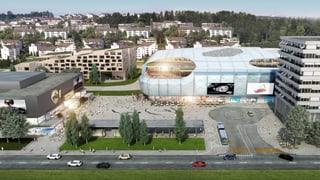 Migros verdrängt Coop bei der «Mall of Switzerland»