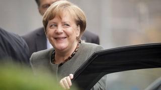 Angela Merkel sagt «es kann gelingen»