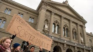Was, wenn die Schüler nicht mehr fürs Klima streiken?
