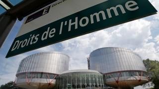 Menschenrechtsgerichtshof stützt Entscheid der Schweizer Behörden