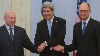 Der Westen gibt der Ukraine Milliarden