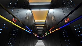 Wettrennen um den stärksten Supercomputer