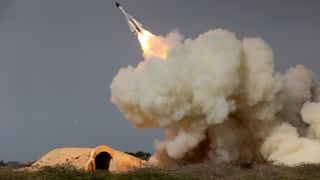Teheran reagiert auf US-Sanktionen mit Manöver