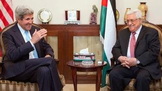 US-Aussenminister Kerry verlängert Nahost-Mission