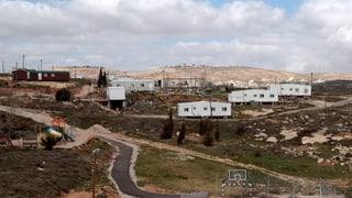 Israel muss Siedlung abreissen