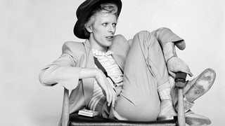 «Hervorragend, vielseitig, eigenwillig»: Das war David Bowie