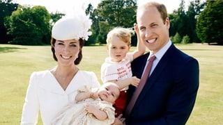 William schwärmt von seiner Familie in den höchsten Tönen