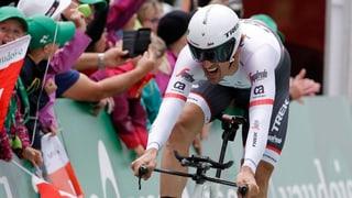 Tour de Suisse: Cancellara en il tricot dal leader