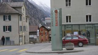 Banca Raiffeisen Cadi cun gudogn constant