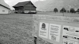 Vor der Feier wurde lange gestritten - in Bern und Uri