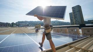 Wohlen sagt knapp Ja zur Energiewende