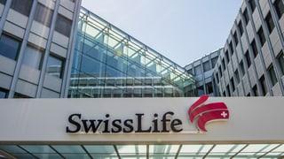 Swiss Life mit mehr Gewinn – CEO Frost ist zurück