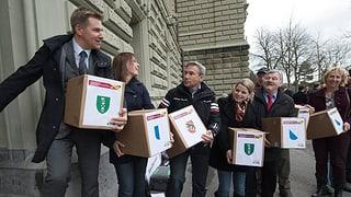 FDP und CVP kritisieren den Entscheid des Bundesrats