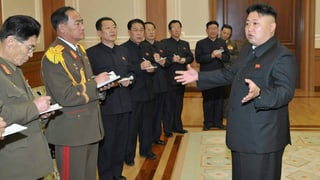 «Wahlen» nach nordkoreanischer Art