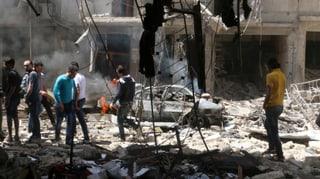 Vorübergehendes «Regime der Stille» in Syrien