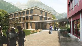 Uri kann die Berufsschule ausbauen