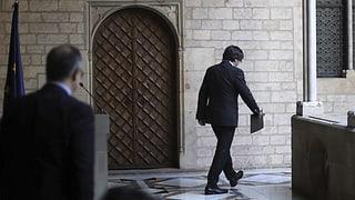 Warum Puigdemont gerade jetzt festgenommen wurde