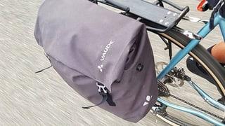 Velo-Taschen im Test: Viele scheitern am Regen (Artikel enthält Video)