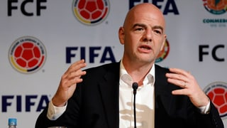 «Panama Papers»: Auch Fifa-Chef Infantino gerät unter Druck