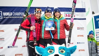 Arina Riatsch – dal ski alpin al ski da tura