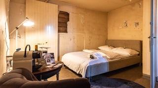 Temporäre Hotels kommen bei Gästen gut an