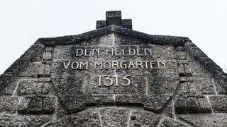 Morgarten per rumantsch (Artitgel cuntegn audio)