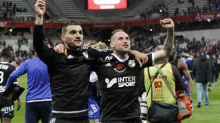 «Incroyable!»: Amiens' Aufstieg in letzter Sekunde
