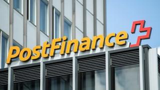 Bainbaud er ipotecas e credits da la Postfinance