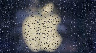 Apples Höhenflug endet