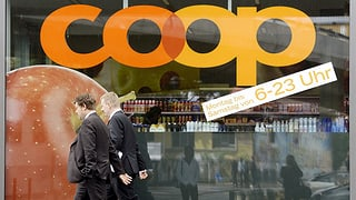 Coop steigert Gewinn 2012