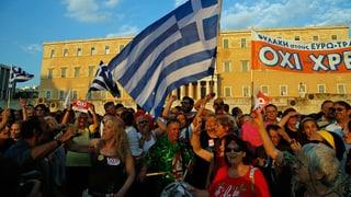 Athen zeigt Europa die kalte Schulter – das Tickerprotokoll