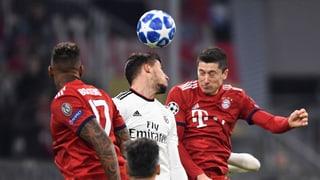 Champions League: Alle Tore vom Dienstag im Video