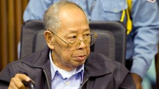 Hoher Vertreter der Roten Khmer ist tot