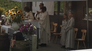 Festa da Nossadunna per ils Talians en Engiadina