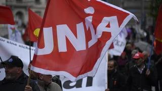 Welche Begründungen der Gewerkschaftsbund und Travailsuisse für die Lohnerhöhungen haben, lesen Sie hier.