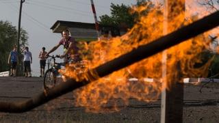 Atempause in der Ukraine-Krise