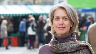 Neu gewählte Stadträtin Franziska Bitzi übernimmt Finanzdirektion