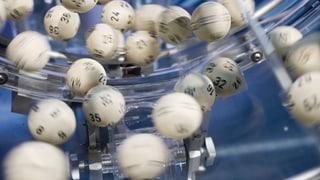 «Wählen Sie Ihre Lotto-Zahlen nach dem Zufallsprinzip!»