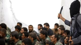 Amnesty: «Grauenhafte Beweise» für IS-Massaker
