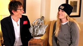 Lindsey Vonn - im Ski-Olymp angekommen