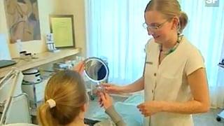 Video «Berufsbild: Kosmetikerin EFZ » abspielen