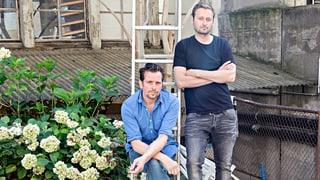 Ein schweizerisch-kroatisches Duo schafft gemeinsam Kunst (Artikel enthält Bildergalerie)