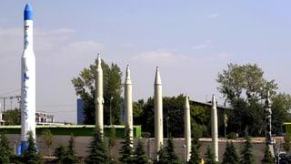 Iran soll nukleartaugliche Rakete getestet haben