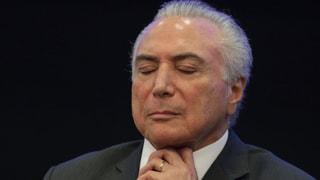 Was Brasiliens Präsident alles vorgeworfen wird. Die Hintergründe zum «Brasilien-Gate».