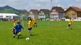 Ein grosser Schritt für eine neue Sportanlage in Appenzell
