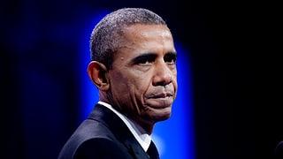 Obama: «Trump wird nicht US-Präsident»