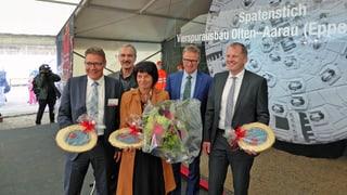 SBB beseitigen das Nadelöhr der Schweiz
