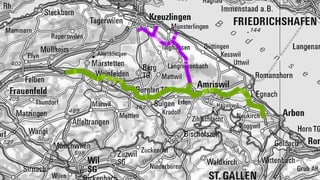 Thurgauer Regierung spart für neue Strasse